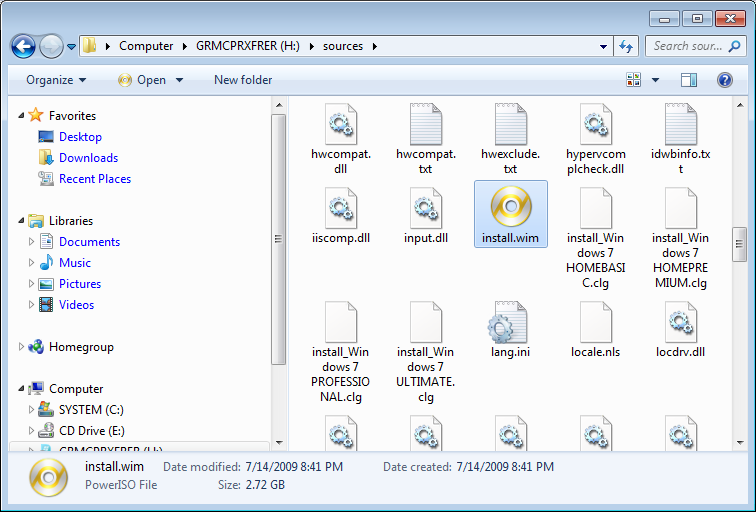 windows 7 64 bit + cd/dvd drive device driver is missing