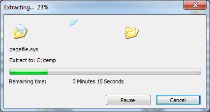 Open VHD File