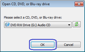 Rip CD to FLAC Files
