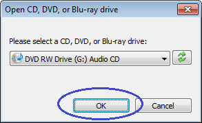 Rip CD to WMA Files